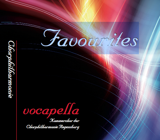 CD-Cover Vocapella Favourites
